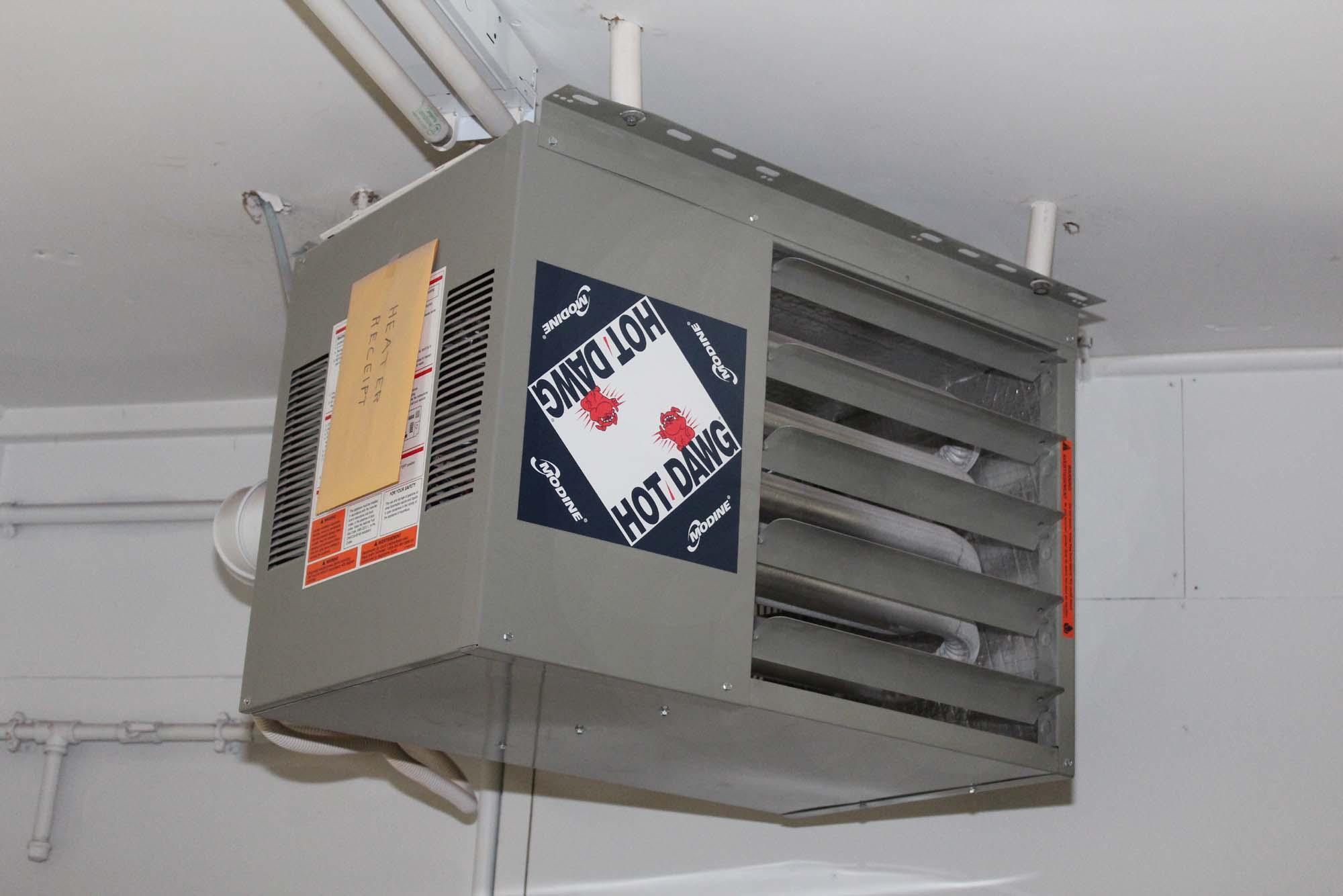 Compressed Air HVAC Insulation and Windows #81664A