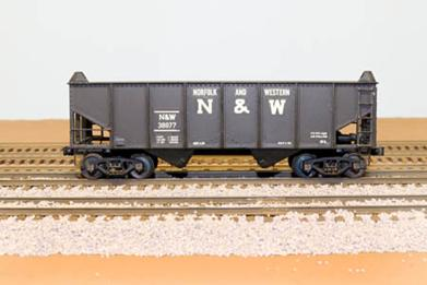 Medium Grade Coal LOAD for American Flyer S Scale Hoppers