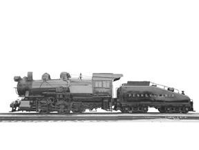 Lanes Trains S Scale Prr B6